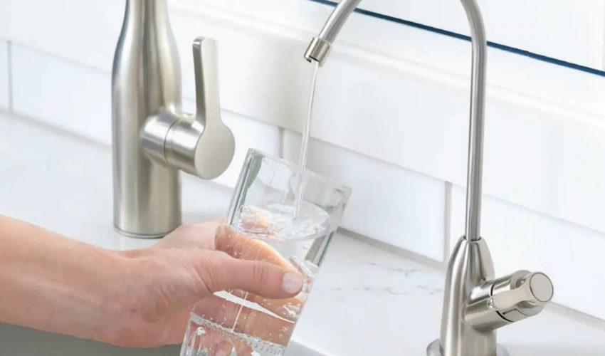 espring water filter